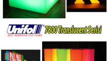 Unifol 7800 Translucent Seri